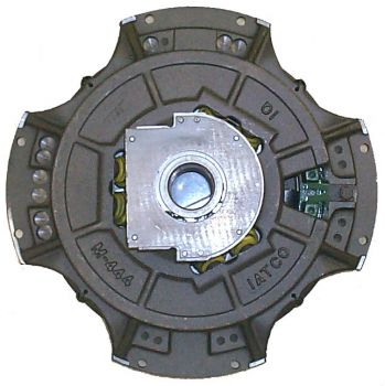 Complete Clutch Assembly