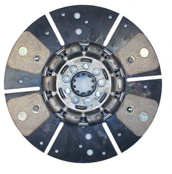 Remanufactured Clutch Disc, Heavy Duty 4 Pad