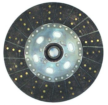 Remanufactured Clutch Disc, Woven