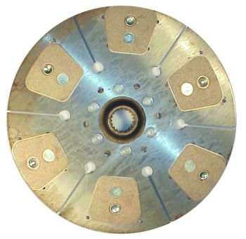AMAR49011HD-R Remanufactured Heavy Duty 4320 JD Clutch Disk to replace AR49011HD.