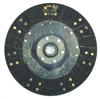 Remanufactured Woven Clutch Disc