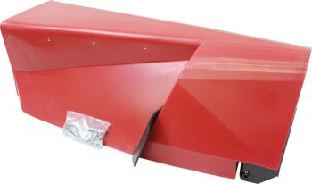 Cornhead Fender, Poly - Left Hand Outer