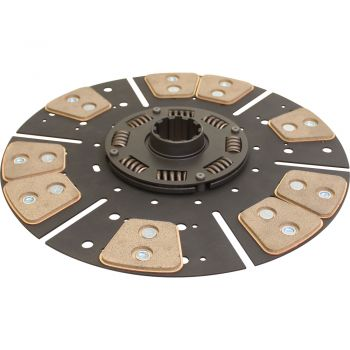 Clutch Disc, 9 Pad for Ford® New Holland® Tractor, 333-0032-01