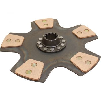 Clutch Disc, 5 Pad for Gleaner® Combine, 71146327