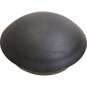 Rubberized Plastic Cap