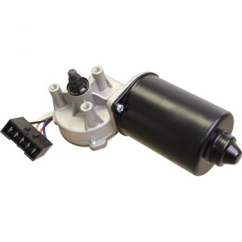 Right Windshield Wiper Motor for John Deere Tractor. AR59444, RE13280, RE53496, RE56380, RE58851, RE234000.