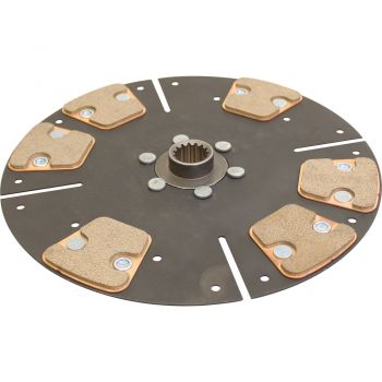 Clutch Disc, Heavy Duty 5 Pad for John Deere® Tractor, AT35212