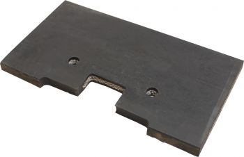 Rubber Paddle, Clean Grain Elevator Chain