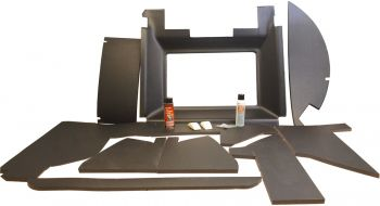 Cab Reconditioning Kit, Black