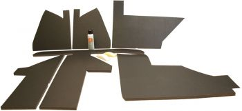 Upholstery Kit, Black