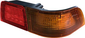 LED Corner Light with Tail Light - Right Hand