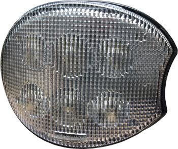 Right LED Headlight for John Deere® Tractor or Sprayer, RE181913 - FRONT VIEW
