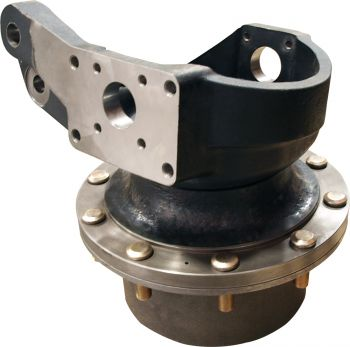 Hub Assembly with Knuckle - Right Hand