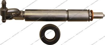 Remanufactured Injector with New Tip
