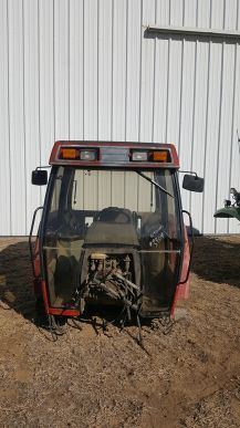 Used Tractor Cab