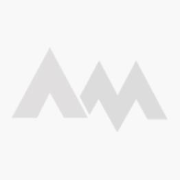 Cushion Set, 2-Piece, Brown Fabric