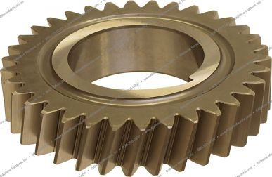 3rd & 4th Gear on Countershaft