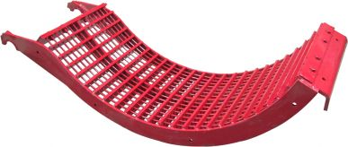 Concave, Middle/Rear Large Wire