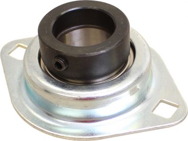 Flanged Bearing, 2-Bolt