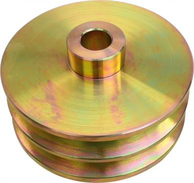 Alternator Pulley, Double Groove