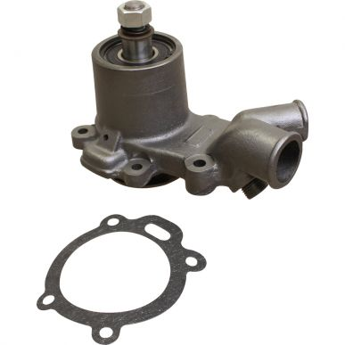 Water Pump without Pulley for New Holland® Swather and Massey Ferguson® Tractor, 41313227