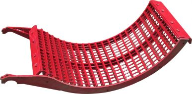 Concave, Middle/Rear, Large Wire