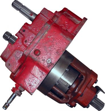 Remanufactured Dual Speed Pumpkin Assembly