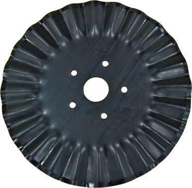 Coulter Blade, 25 Wave