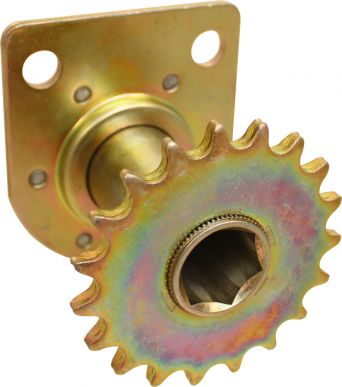 Bearing with Sprocket