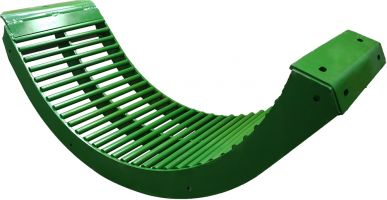 Concave, Middle/Rear, Round Bar