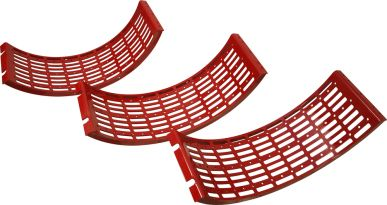 Rotor Grates, Slotted