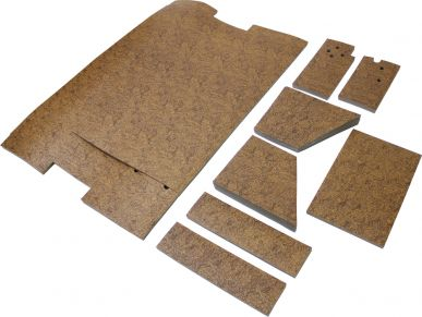 Upholstery Kit, Brown