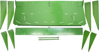 Wide Spread Deflector Assembly, OEM Wide