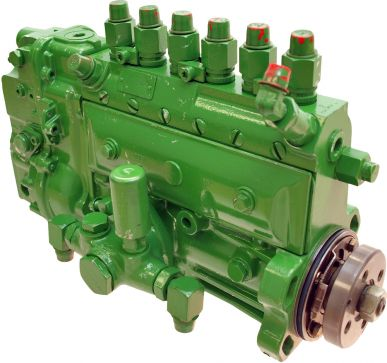Remanufactured Injection Pump, Hydraulic