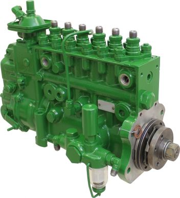 Remanufactured Injection Pump, Mechanical