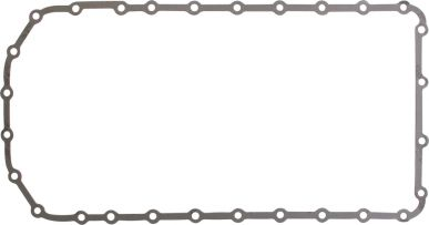 Oil Pan Gasket Set without Seals