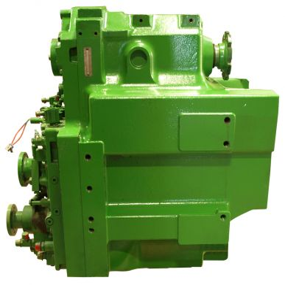 Remanufactured Powershift Transmission