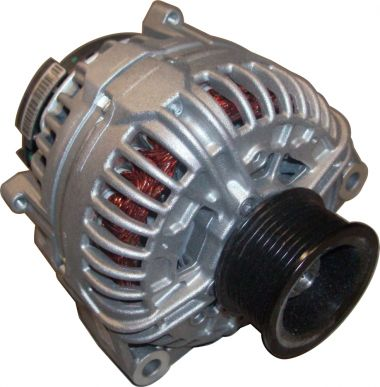 Alternator with Pulley