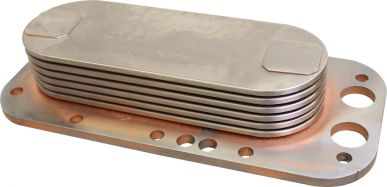 Oil Cooler with Gaskets