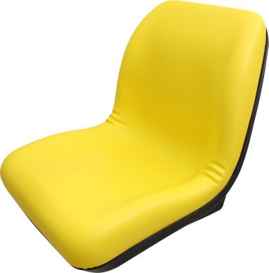 Bucket Seat, Yellow Vinyl