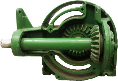 Remanufactured Gearbox, Lower Vertical Unloading