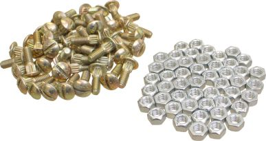 Section Bolt and Nut Kit