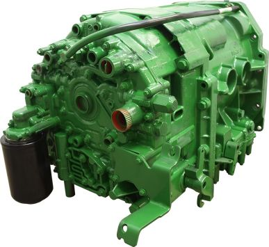 Remanufactured PowerQuad™ Transmission