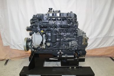 Remanufactured Engine, Complete