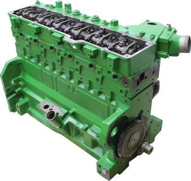 Remanufactured Longblock Assembly