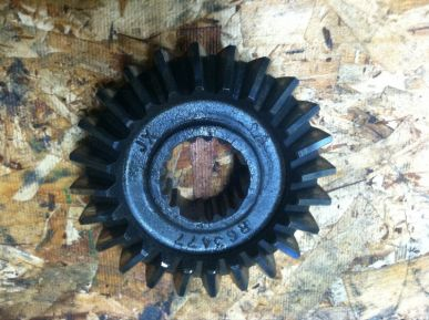 Used Differential Side Gear