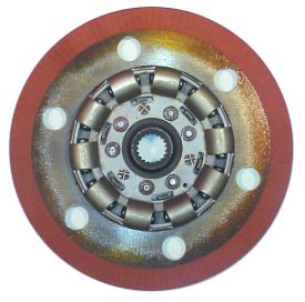 Remanufactured Clutch Disc, Powershift