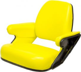 Seat Assembly, Yellow Vinyl