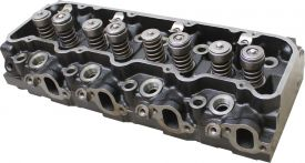 Cylinder Head with Valves, 6.5L
