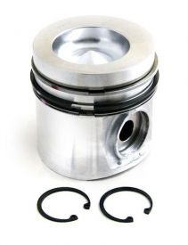 Piston and Rings, 0.040""